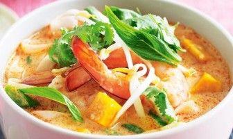 Resep Laksa Betawi Laksa Recipe Recipes Laksa