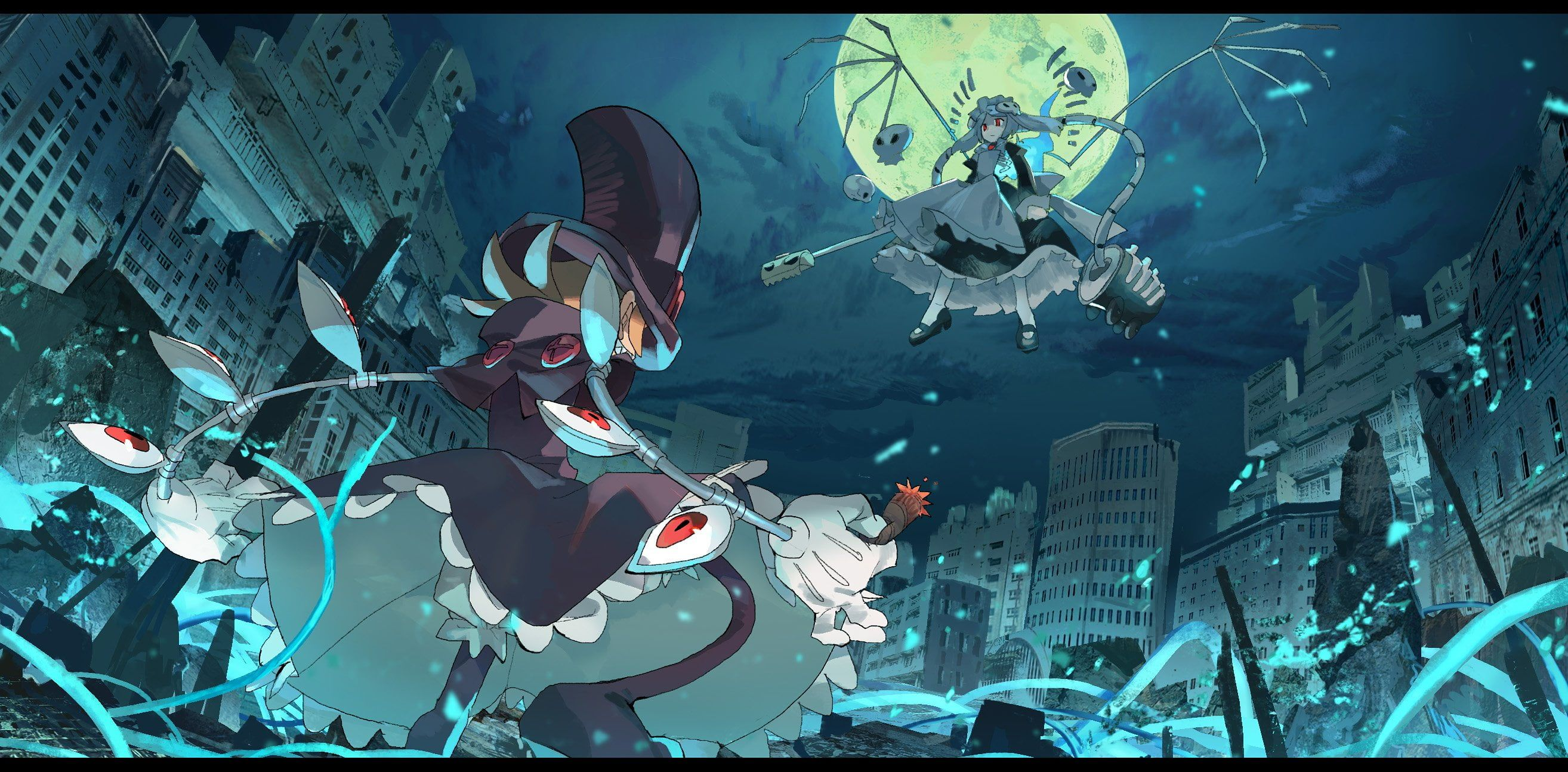 Video Game Skullgirls Marie Skullgirls Peacock Skullgirls 2k Wallpaper Hdwallpaper Desktop In 2020 Skullgirls Anime Wallpaper Anime
