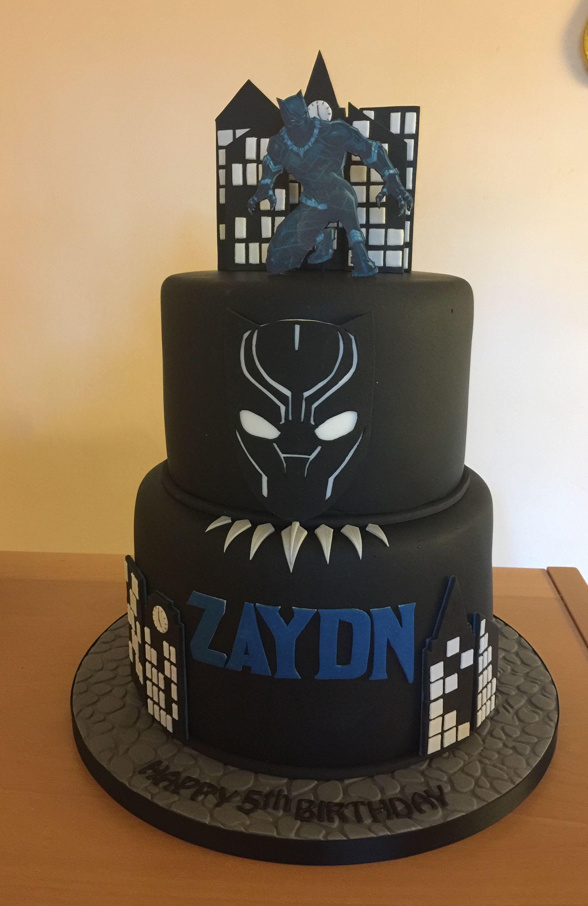17+ Black panther cake topper uk ideas in 2021