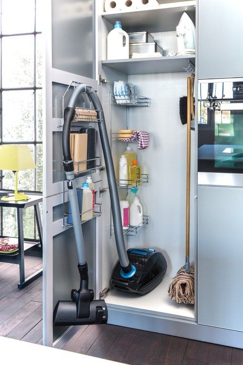 Armario de la limpieza  kitchen  Armario para lavadora