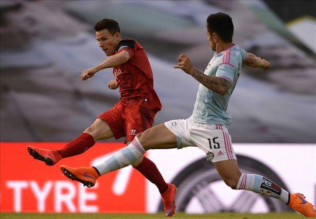 Celta 1-1 Sevilla: Santi Mina penalty rescues point for hosts