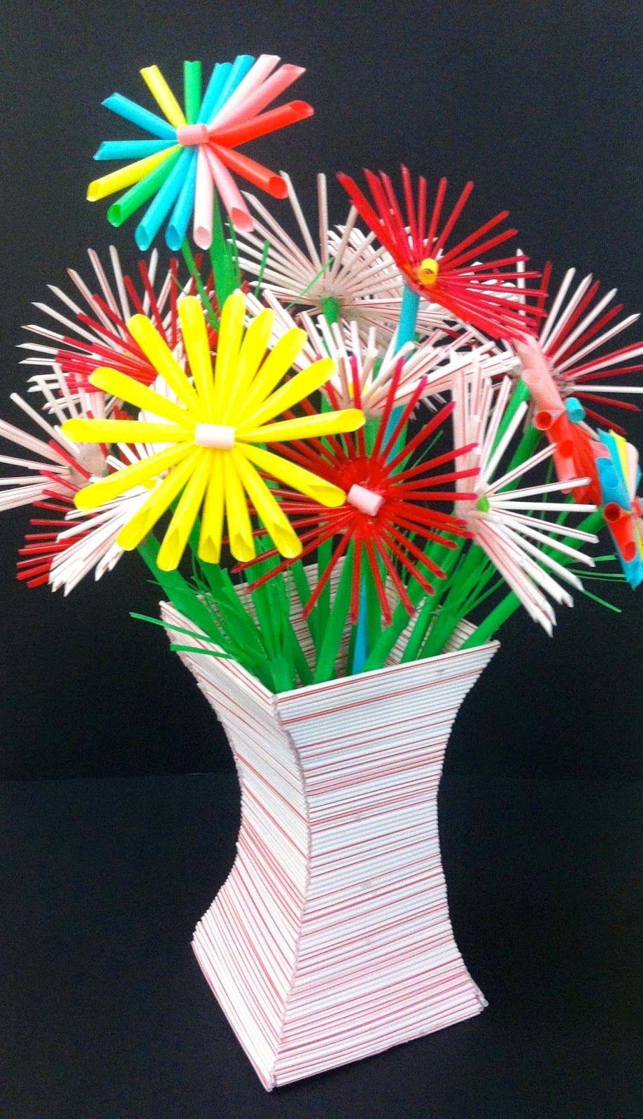 Kids Art Market: Mass Straw Sculpture with Francesca Pasquali   3d ... for Straw Lantern  70ref