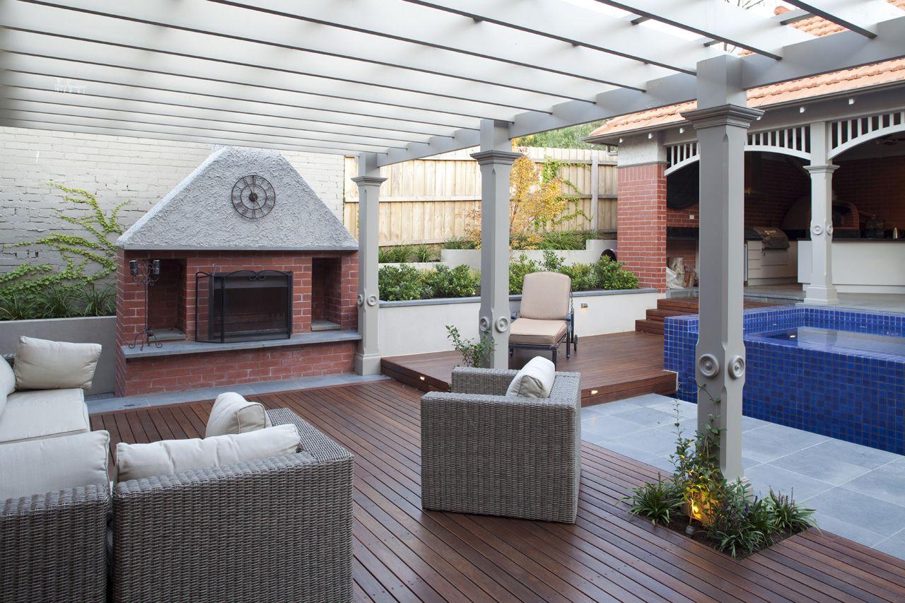 TLC Pools - Landscape Design Melbourne, Pool Design Melbourne, Landscape Construction Melbourne and Pool Construction Melbourne - Mont Albert Project