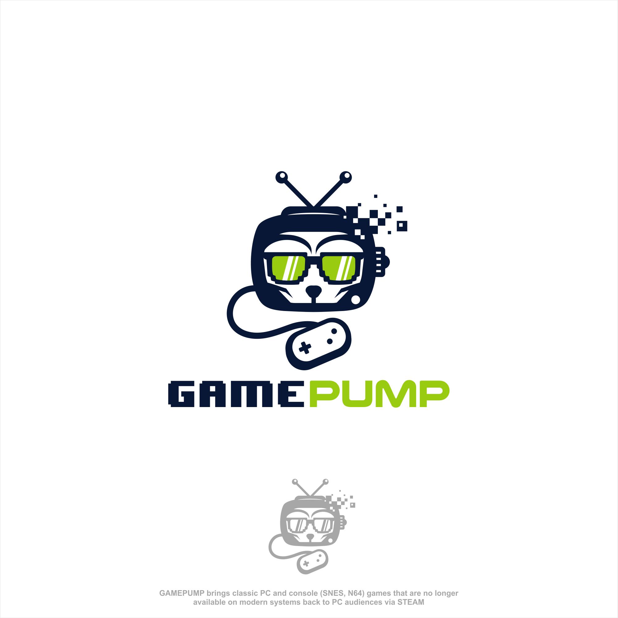 Design 85 By Deer 203a Create A Playful Logo For A Retro Classic Game Logo Design Logo Design Contest Game Logo