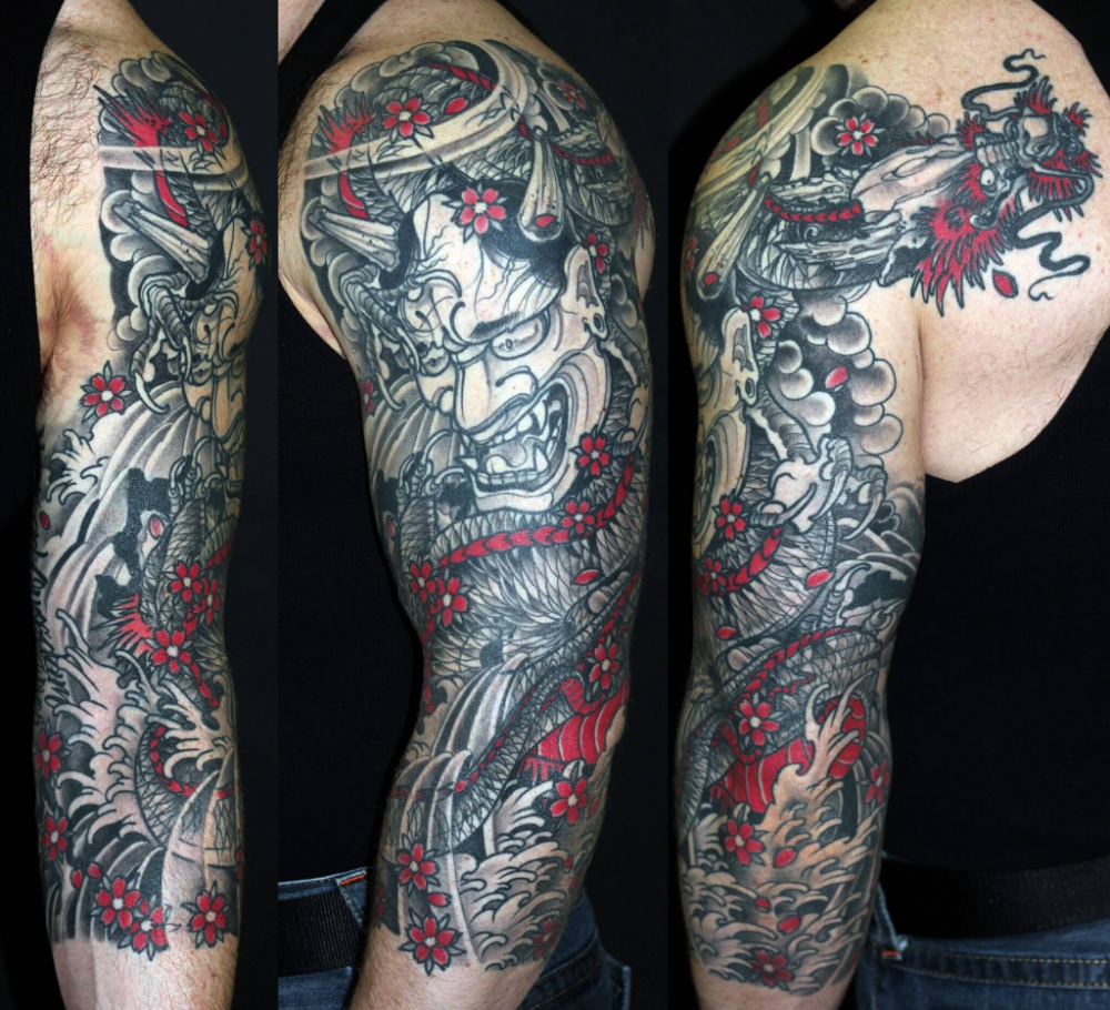 Top 103 Best Japanese Tattoos for Men Improb in 2020