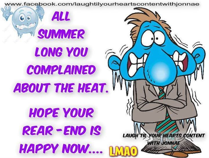 All summer long quotes quote winter jokes cold funny quotes ...