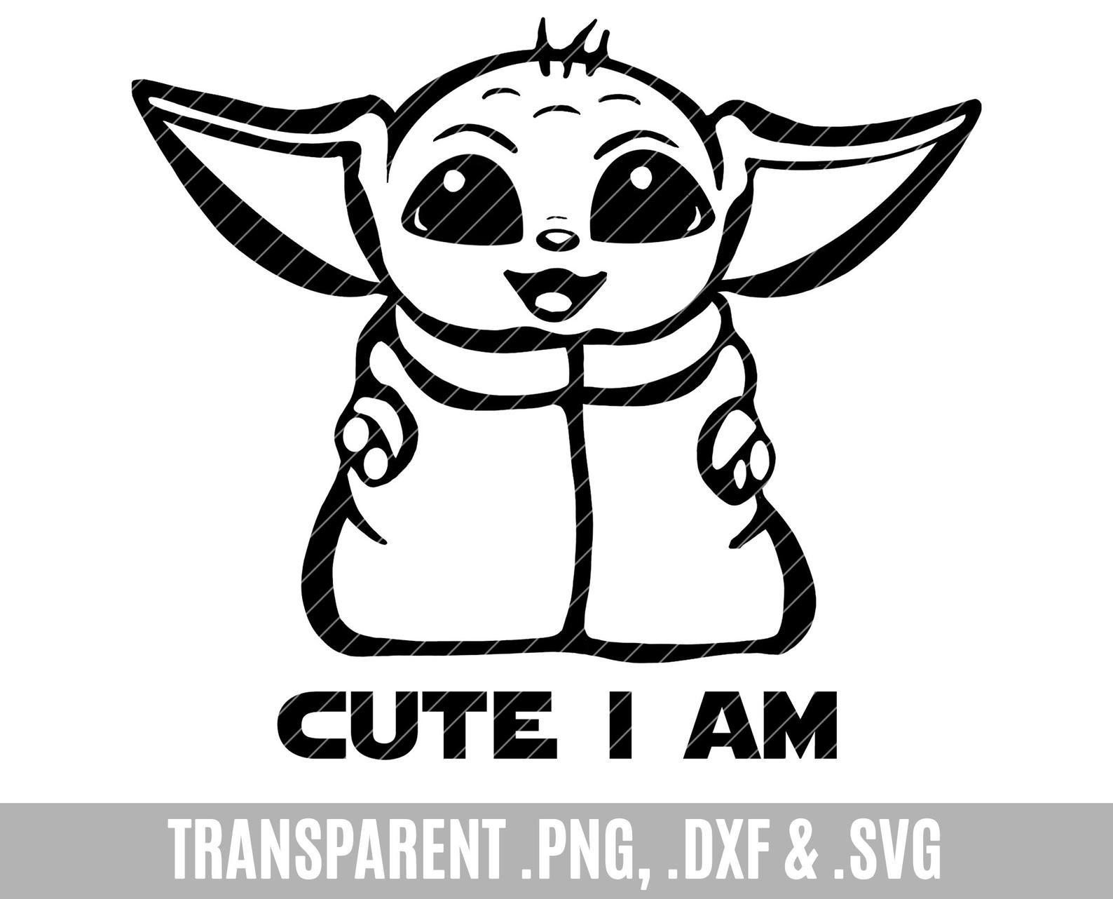 Baby Yoda Shirt Design Png Disney Silhouette Art Star Wars Art Disney Princess Silhouette