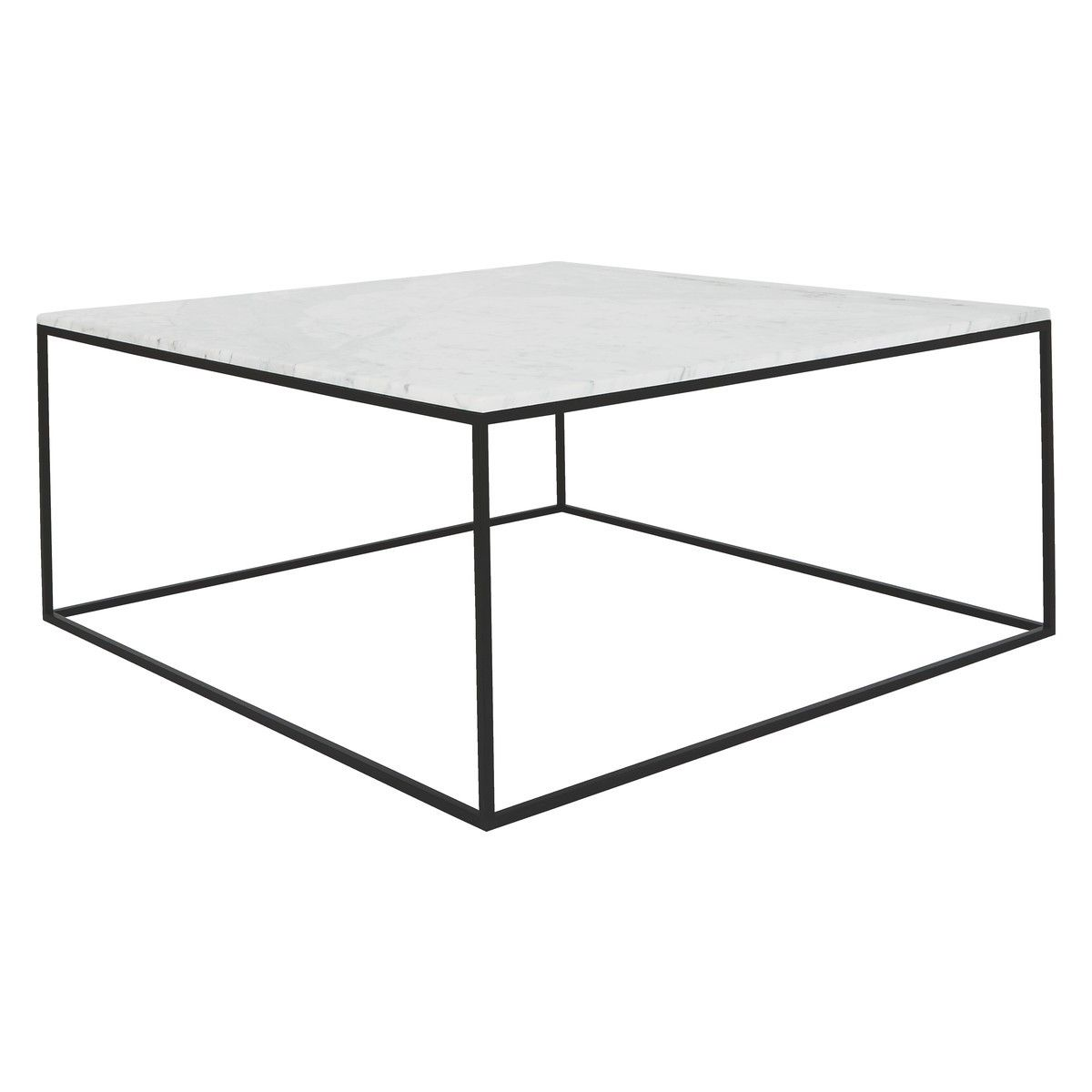 Nestor Small Square Marble Coffee Table Now At Habitat