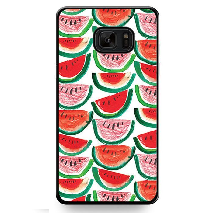 Watermelon Art TATUM-11841 Samsung Phonecase Cover For Samsung Galaxy Note 7