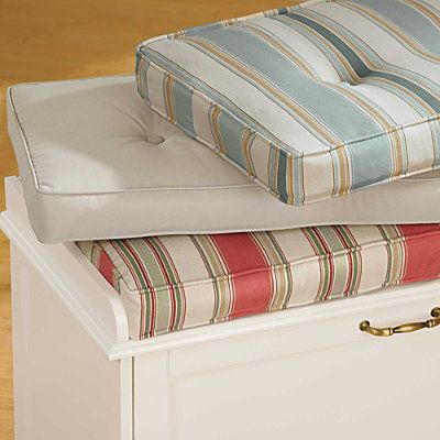 Indoor Bench Cushions entry Pinterest Indoor bench cushions