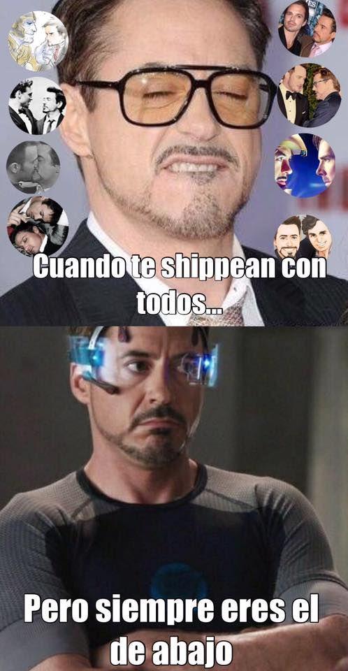 Pobre Tony xD