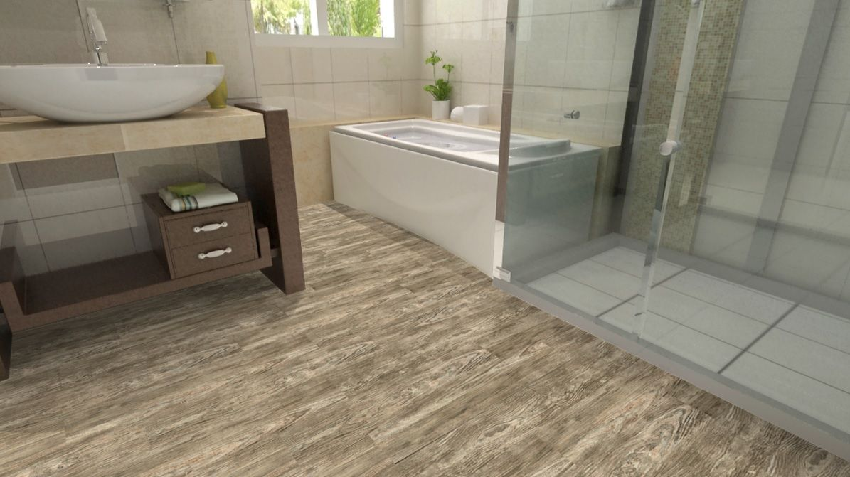 Natural Elegance Elite Waterproof Click Together Vinyl