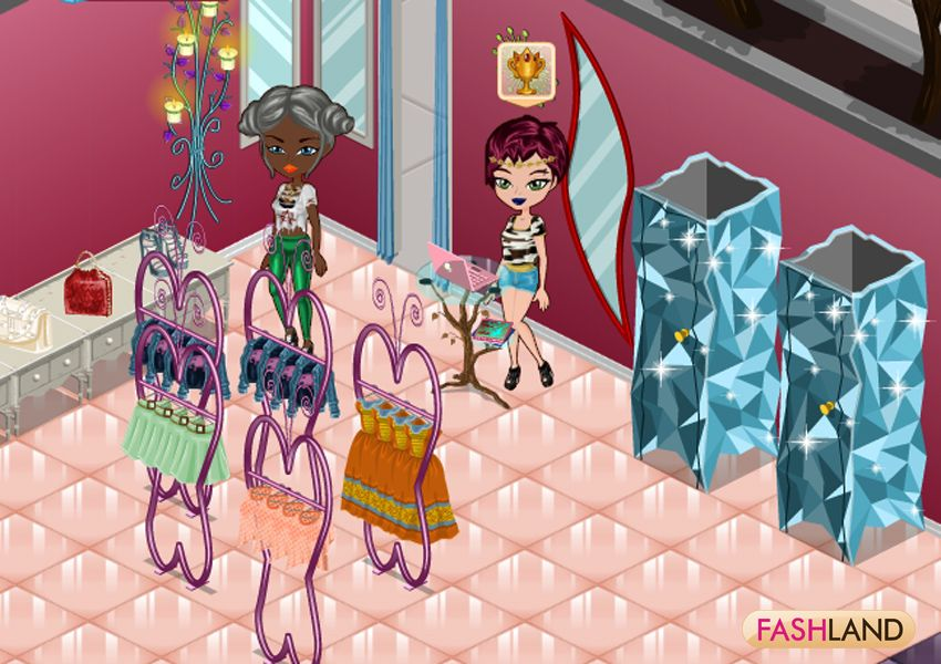 Don't hesitate to add crazy items to glam up your boutique! It should reflect your style! #fashland #fashion #facebook #makeup #dressup #competition #social #dresstoimpress #moda #event #fashcup #fashioninspiration #style #game #gaming #design #boutique #interiordesign