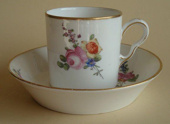 Porcelaine de clignancourt tasse litron paris 1780 sevres eBay and