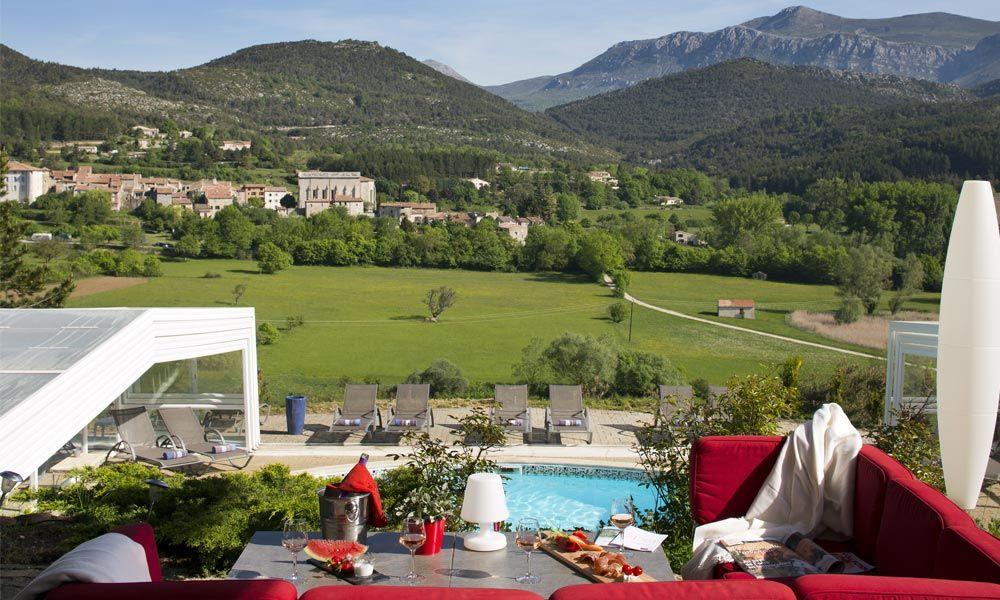Hotel Des Gorges Du Verdon In La Palud Sur France