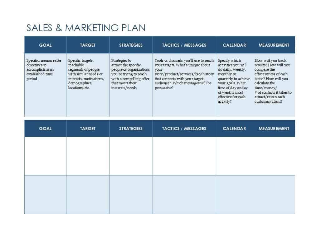 Simple Marketing Plan Template Word Inspirational How To Create A Marketing Plan Templa Marketing Plan Template Business Marketing Plan Template Marketing Plan