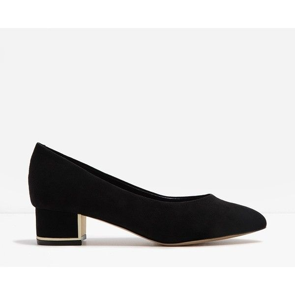 aa81c5b1de5 Charles   Keith BASIC POINTED PUMPS (1.960 UYU) ❤ liked on Polyvore  featuring shoes