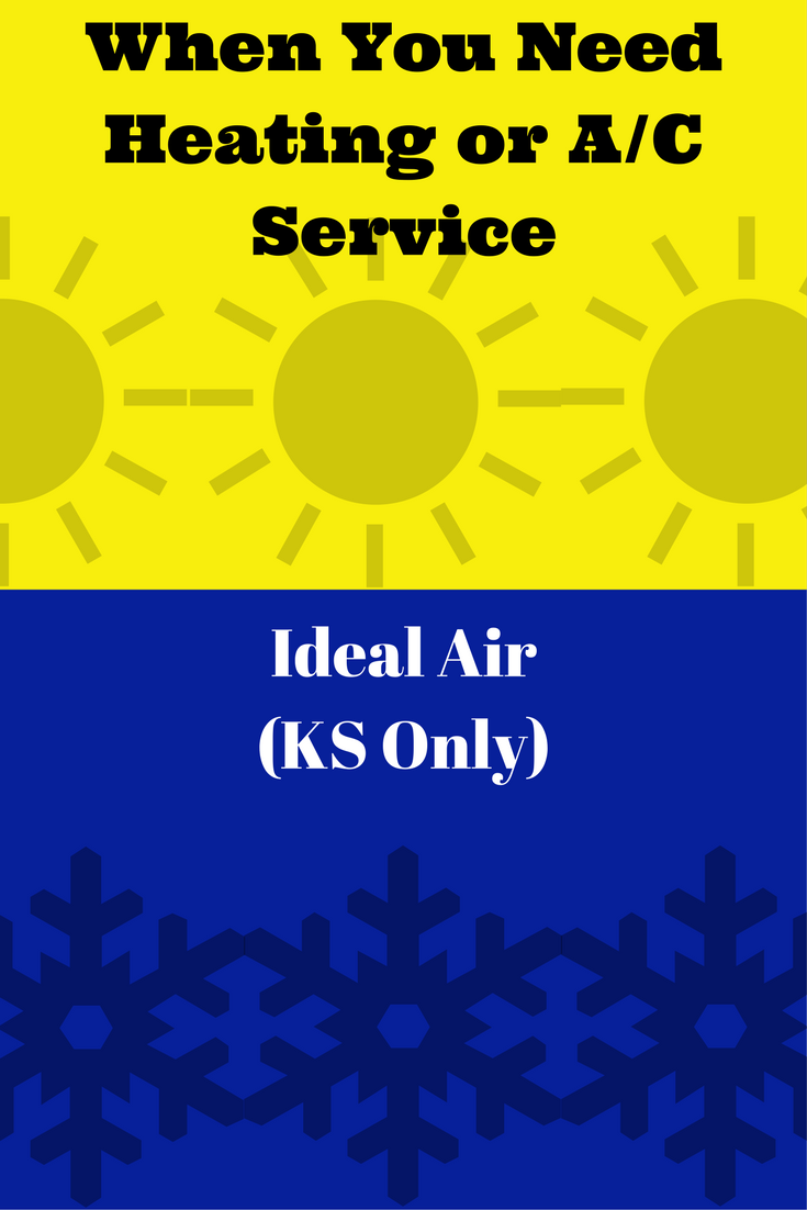 Ideal Air Heating And Cooling Olathe Shawnee Overland Park With Images Real Estate Services Home Repairs Kansas City
