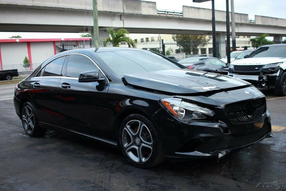 Ebay Advertisement 2014 Mercedes Benz Cla Class Cla 250 2014 Cla