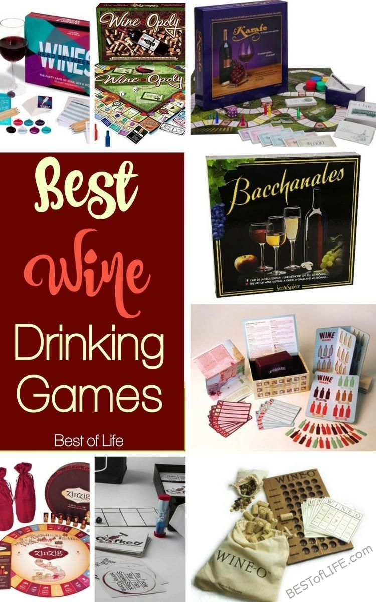Best Wine Drinking Games to Play with Friends 2, 3, 4
