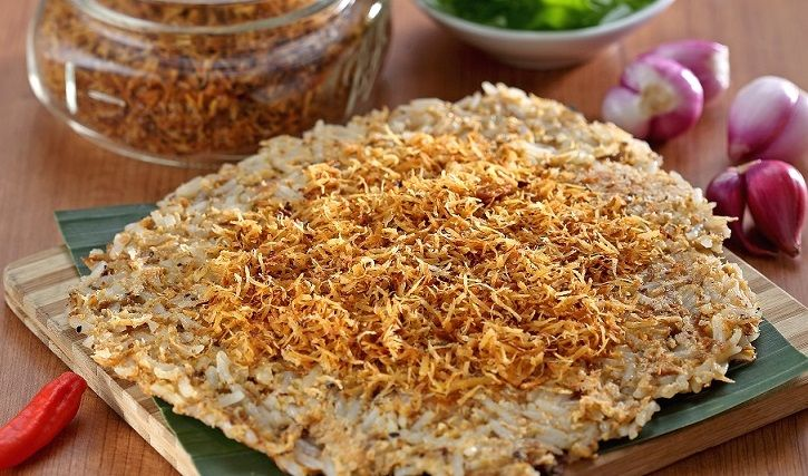 Resep Kerak Telor Junk Thought Food Indonesian Food Indonesian Cuisine
