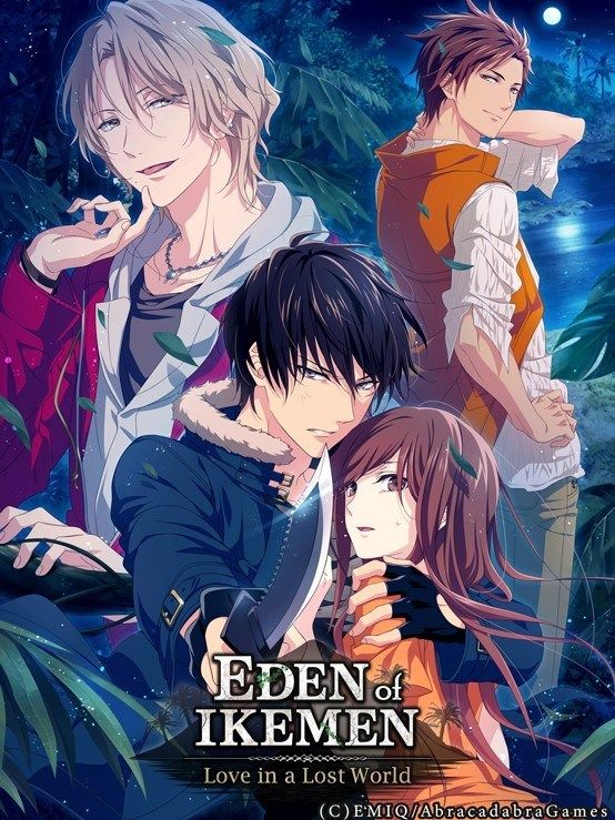 Eden of Ikemen Love in a Lost World Why Does The