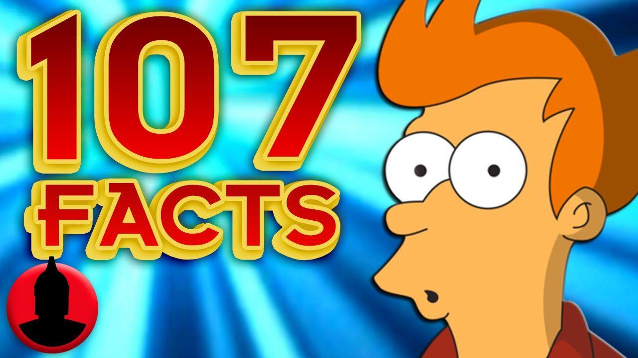 107 Futurama Facts You Should Know Toonedup Cartoonhangover Futurama Cartoon Kids Science Fiction Tv Shows