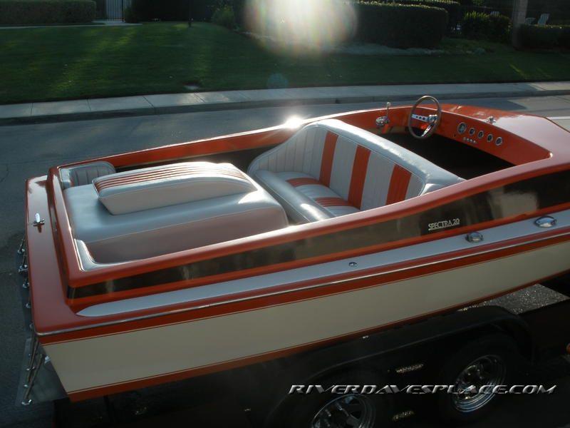 1972 SPECTRA '20 V-DRIVE FOR SALE | v-drives | Fast boats