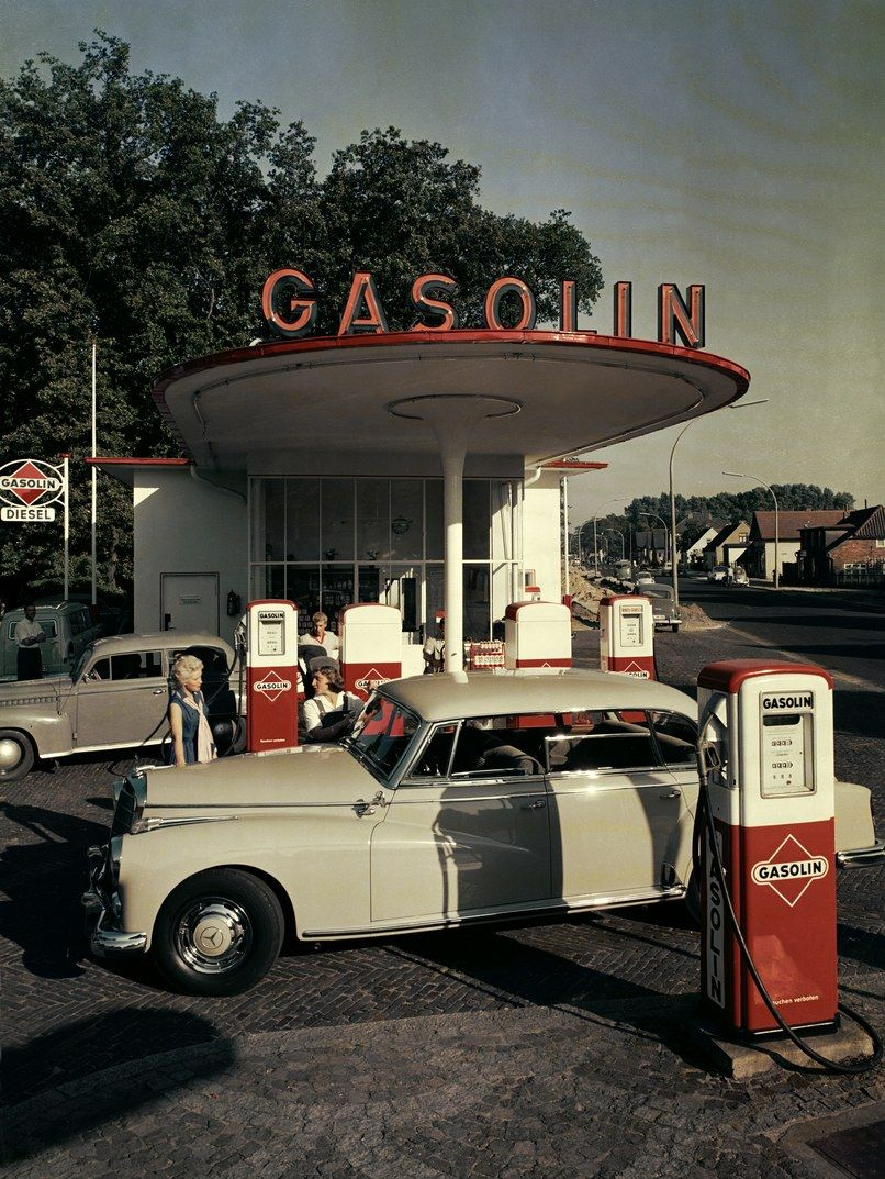 Jay Leno's Longtime Obsession with the Design of Gas Stations
