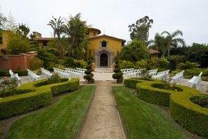Villa Casa Bella Ocean Coastal View Wedding Reception Locations Santa Barbara