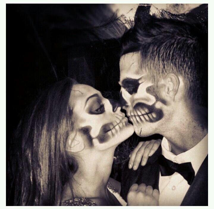 Halloween couple costume! @Doug Krugman Krugman MacLeod - want to do this???