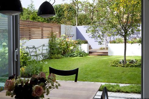 Herausragende North Facing Garden Ideas Uk #Garten #Gartenplanung ...