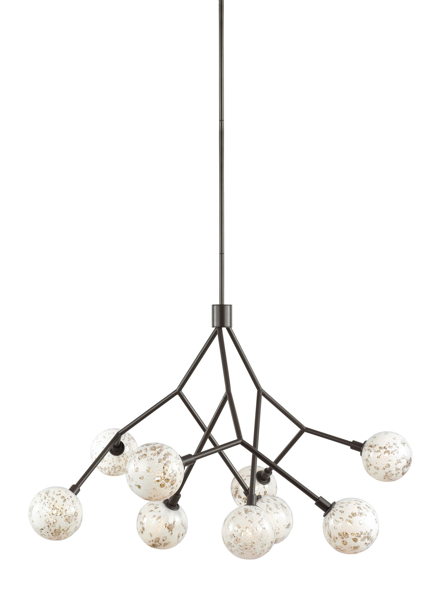 Malena Chandelier Can Only Be Described As Otherworldly
