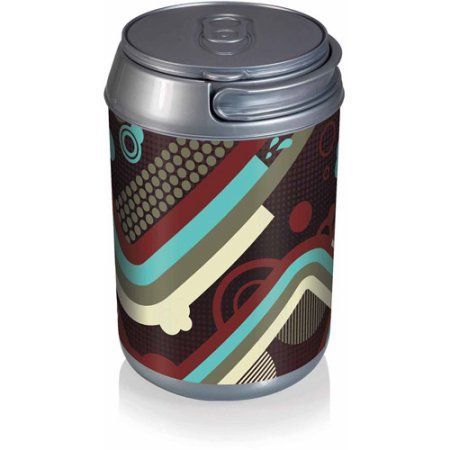 Picnic Time Mini Can Cooler Portable Cooler