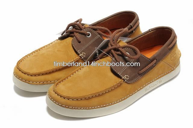 d85e72330d78 Shipped Free Men s Timberland 2-Eye Boat Shoes Wheat Brown   120.00 ...
