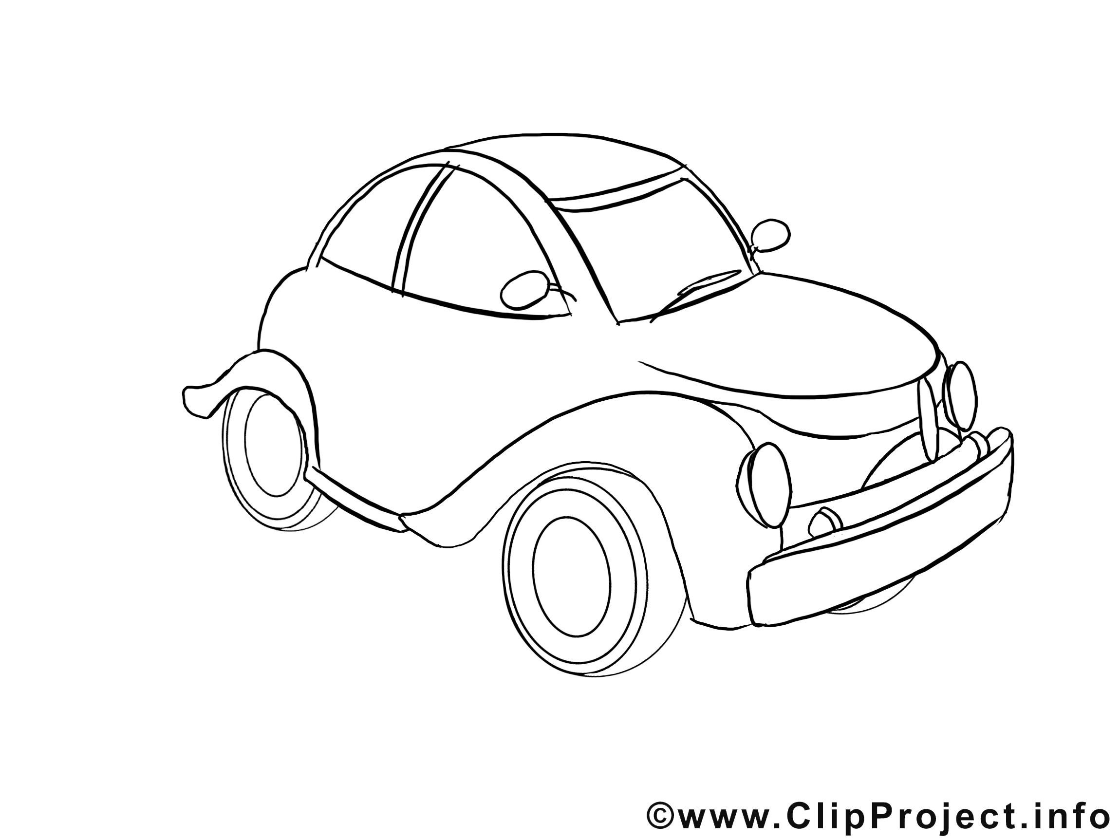 Cars Auto Malvorlage