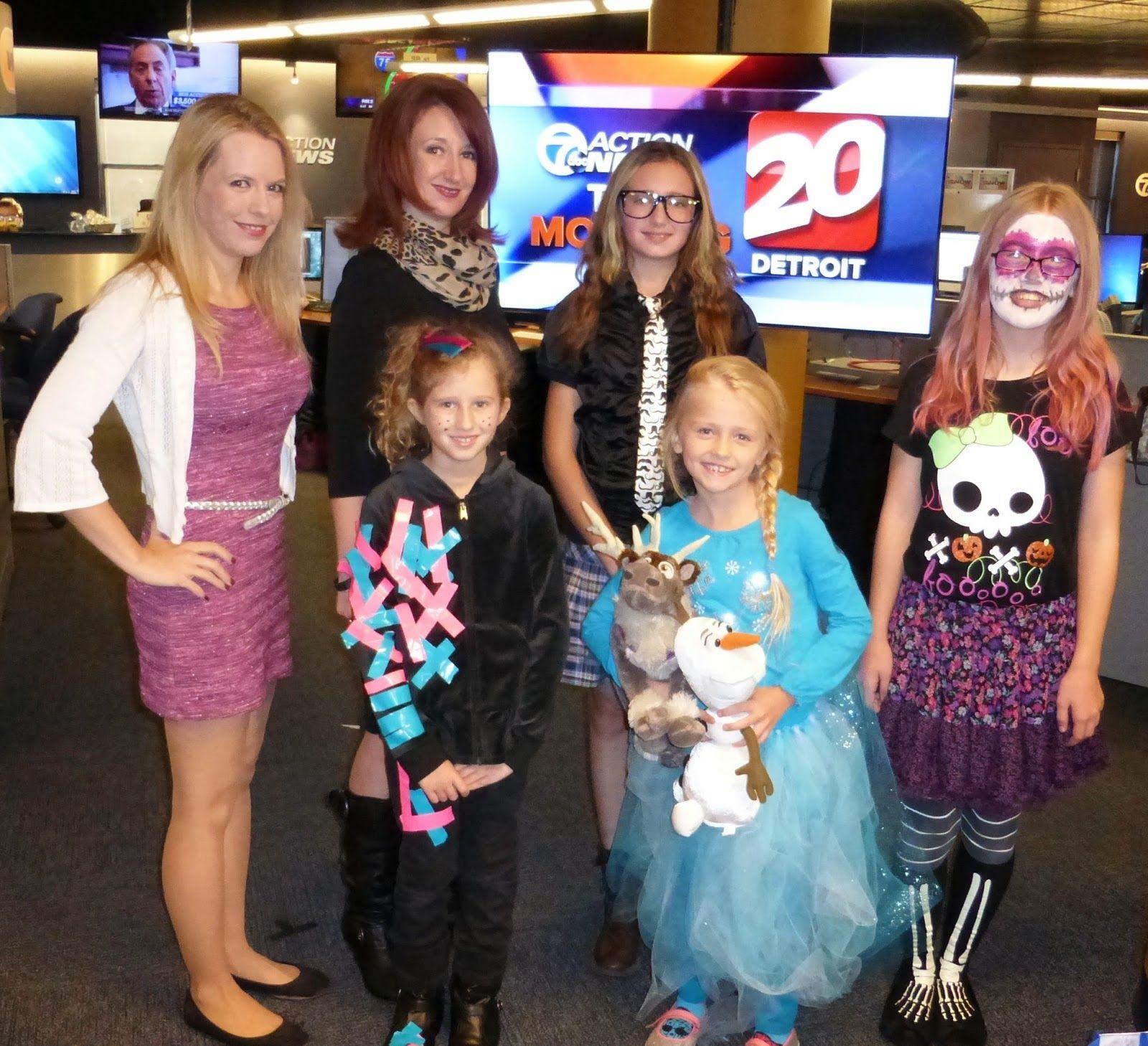 DIY Kids Halloween Costumes As Seen on TV 20 Detroit Diy