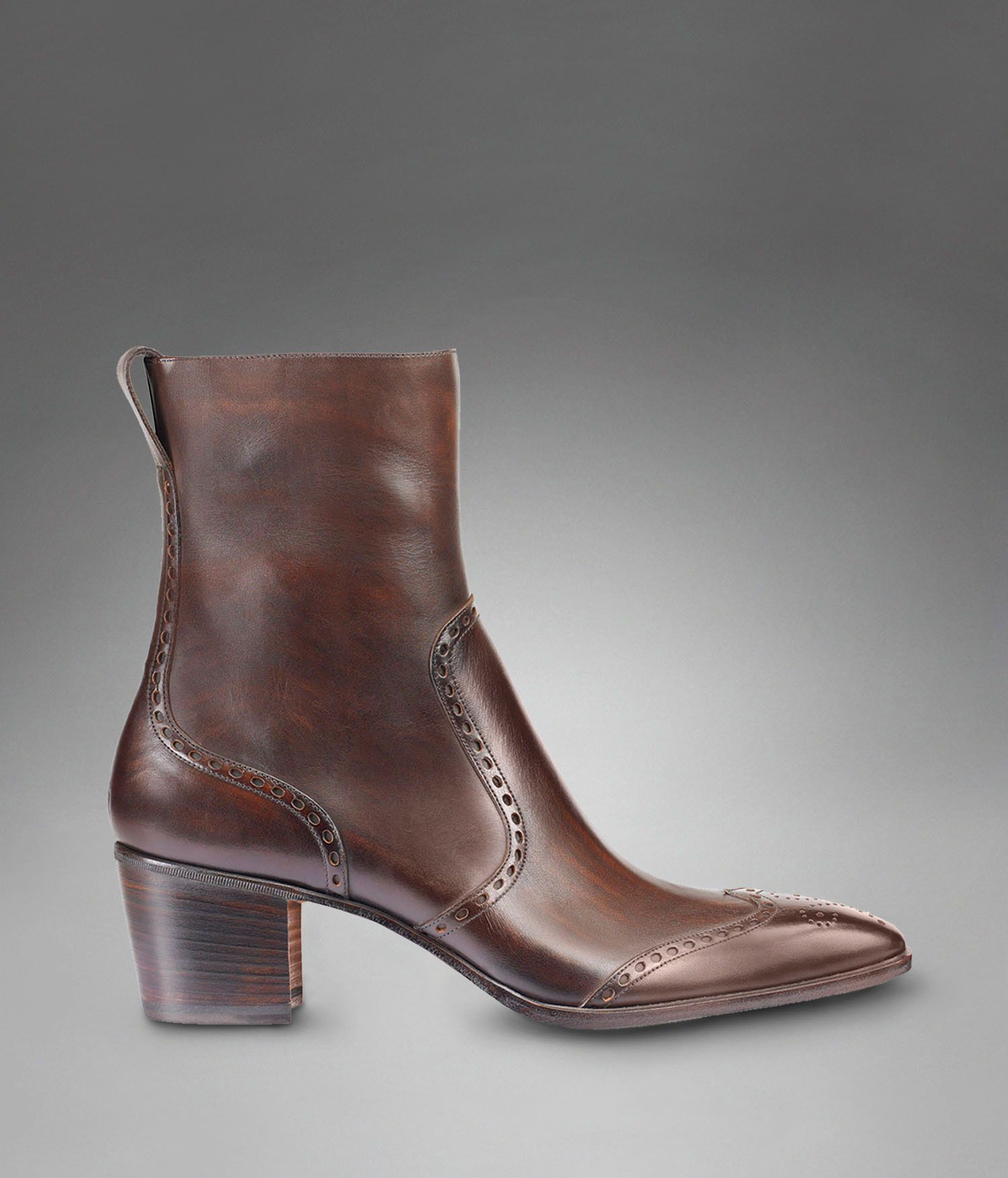 38e61f6a1dc YSL Jonny Boot in Brown Classic Leather | Want 4 Me in 2019 | Best ...