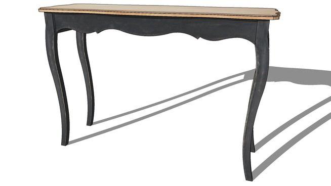 console versailles maisons du monde ref 138997 prix 269. Black Bedroom Furniture Sets. Home Design Ideas