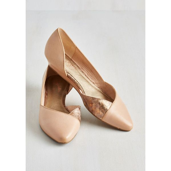 Advantage Wedge by Seychelles from ModCloth (375 SAR) ❤ liked on Polyvore  featuring shoes