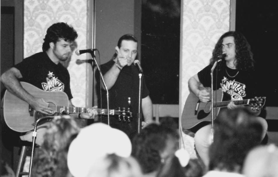 The beat goes on @thedavidmullen #revival #fadedblues 1990