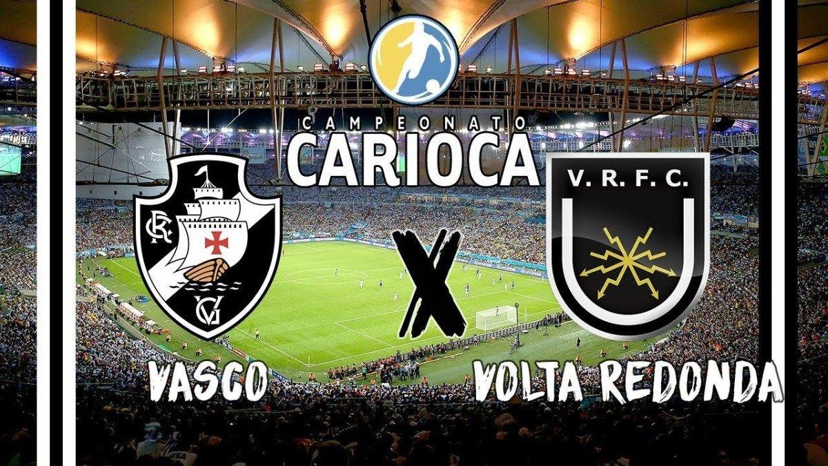 Assistir Volta Redonda X Vasco Ao Vivo Na Tv E Online Campeonato