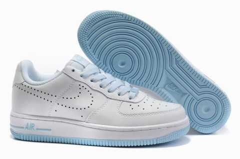 nike air force 1 bleu pastel