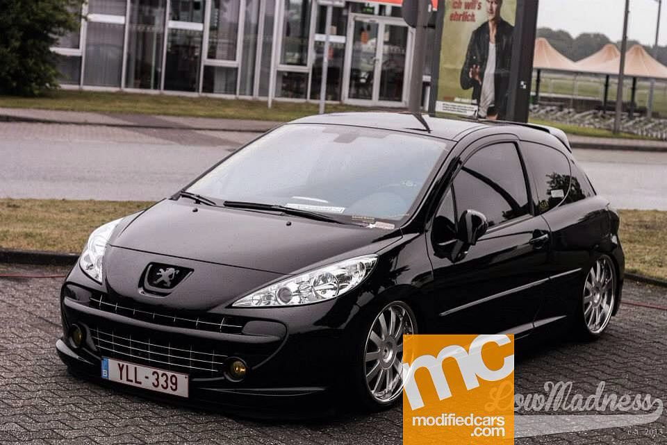 peugeot 207 gti peugeot pinterest peugeot and cars. Black Bedroom Furniture Sets. Home Design Ideas