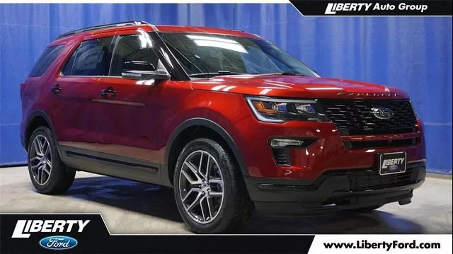 New 2019 Ford Explorer Sport For Sale At Liberty Ford Parma Heights In Parma Heights Oh For 48 243 View Ford Explorer Sport 2019 Ford Explorer Ford Explorer
