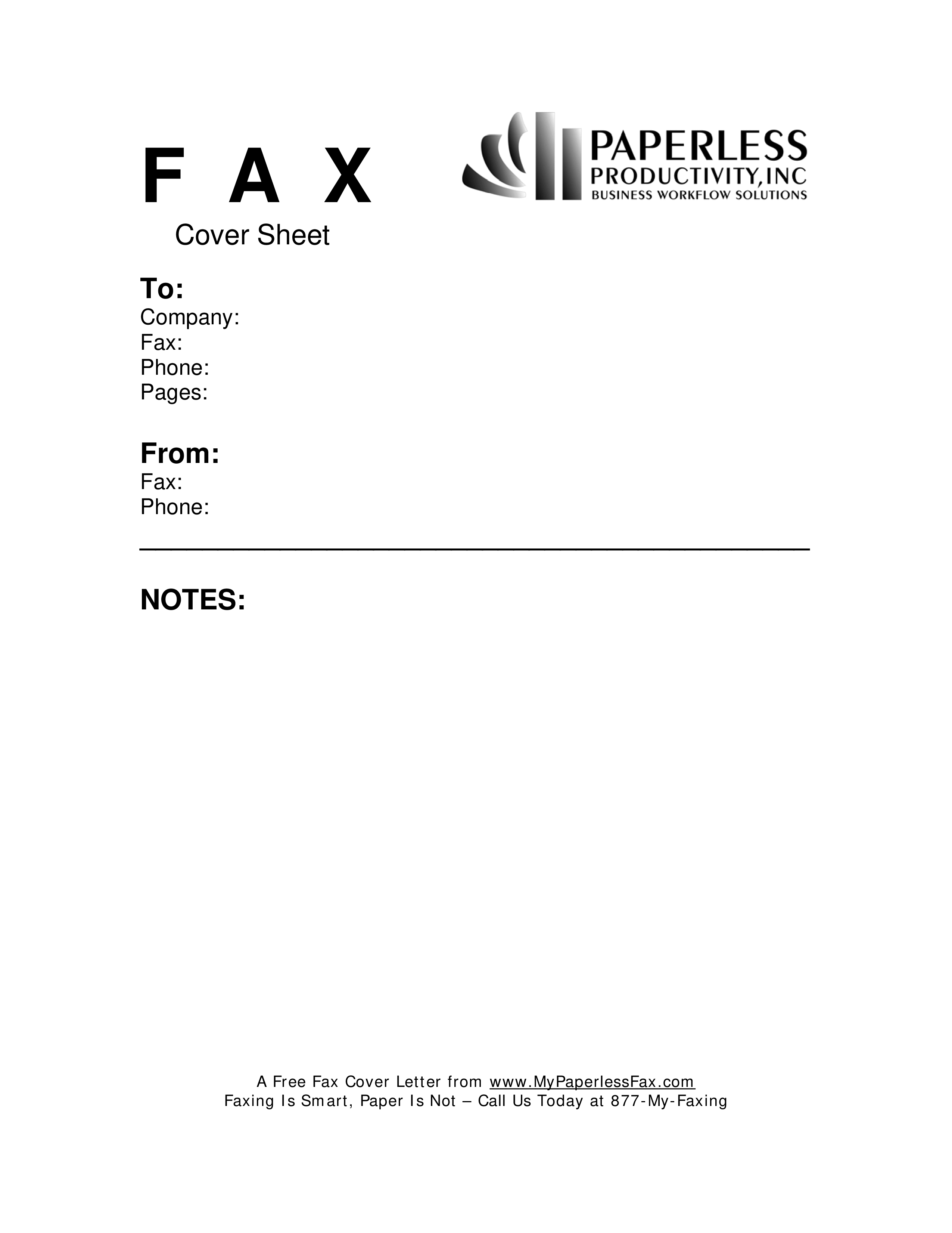 Fax Cover Letter Sample from i.pinimg.com