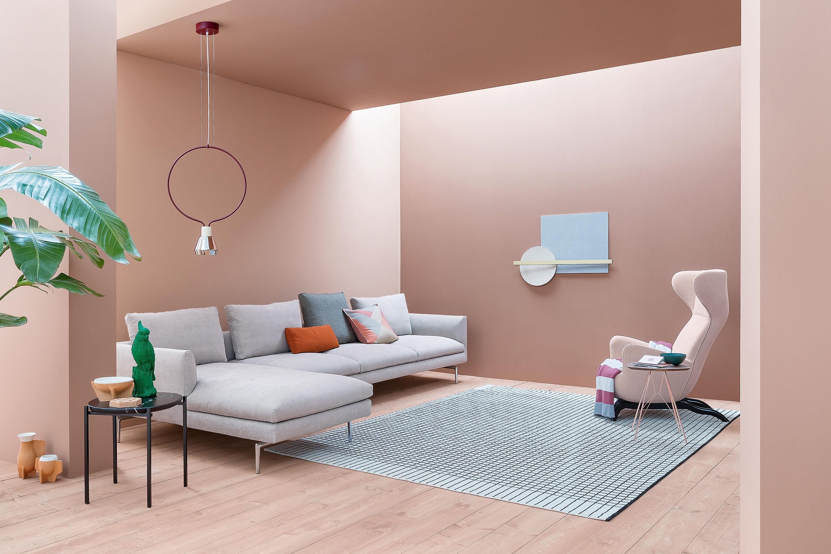 FLAMINGO   1333 - Designer Sofas from Zanotta ✓ all information ...