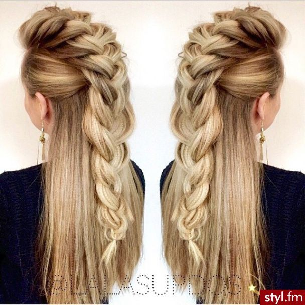 25 photos de tresses absolument incroyables ! Coupe de