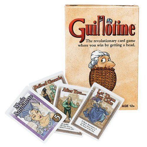 Guillotiine