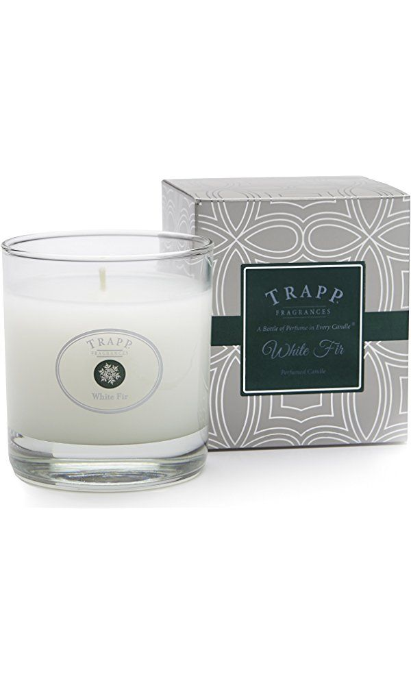 Trapp Seasonal Collection White Fir Poured Candle, 7 Ounce Best Price ·  Candles U0026 FragrancesHome ...